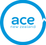 ACE NZ logo icon BLUE